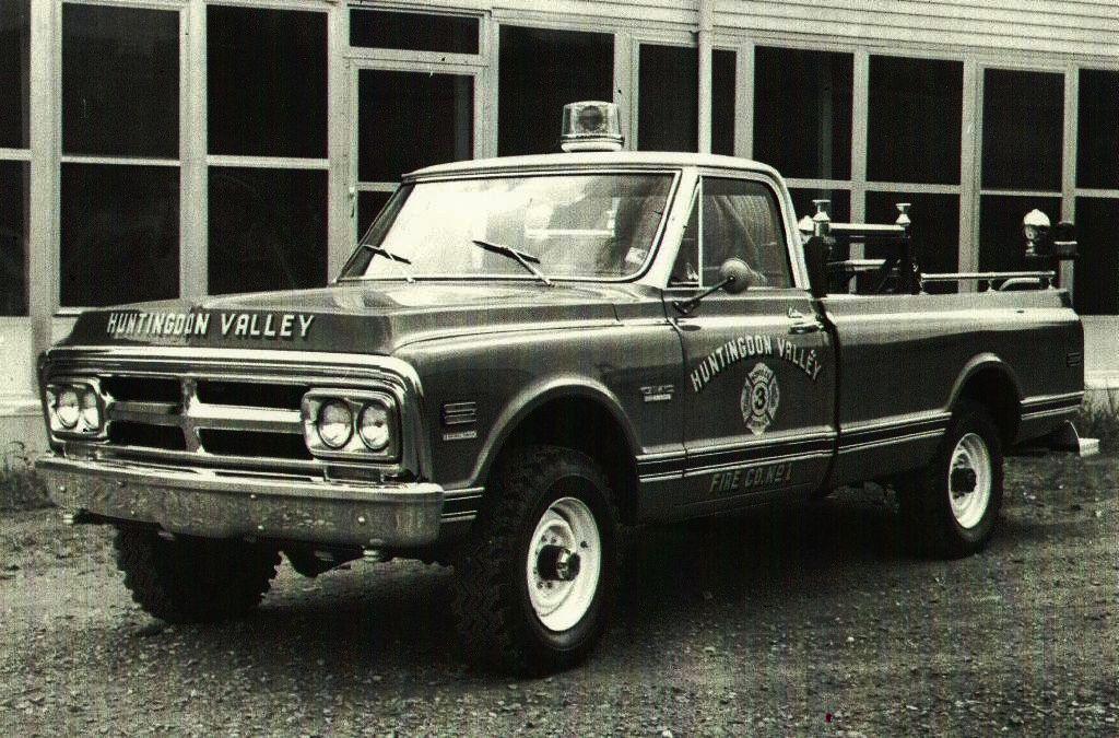 GMC Field Truck - 1970