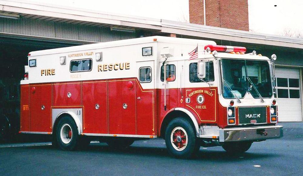 Rescue 8 - 2003