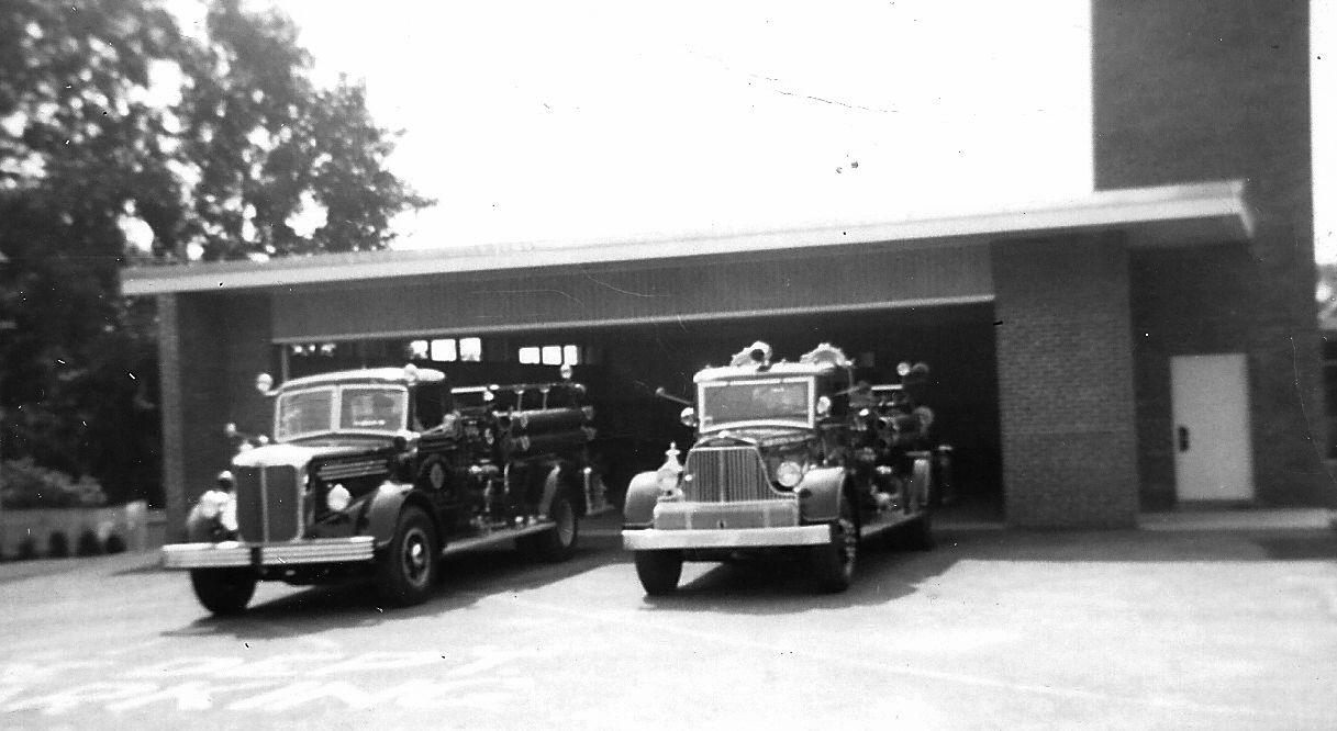 Station 8 Fleet - 1954