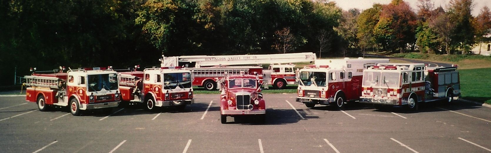Station 8 Fleet - 1998