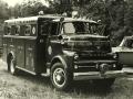 Dodge Rescue Truck - Circa 1967 - 1976