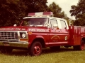 Fire Police 1978 Ford - 1981