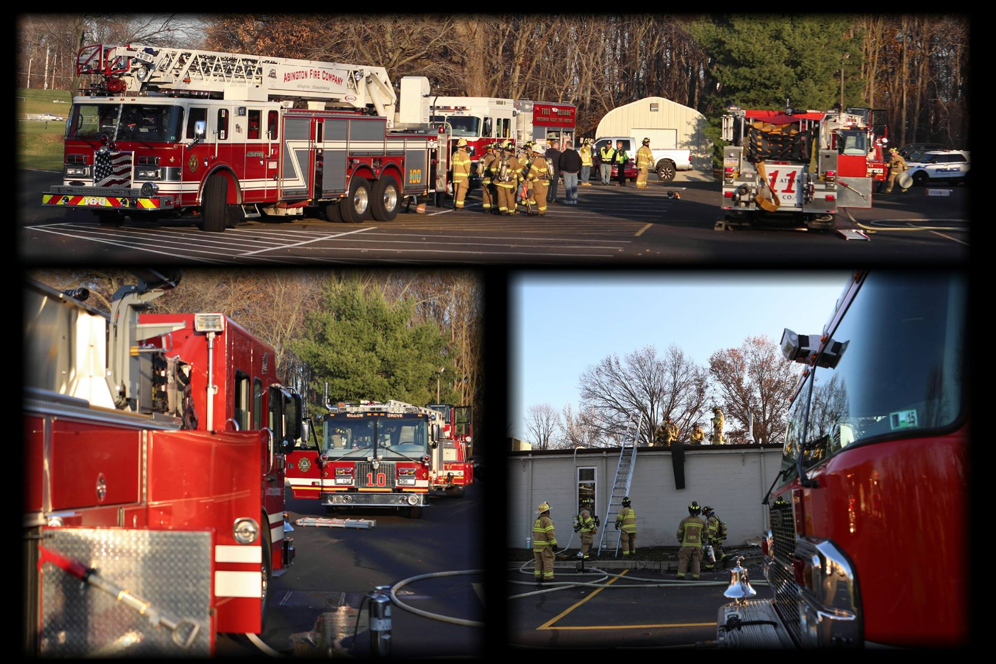 Building Fire 11-19-14
