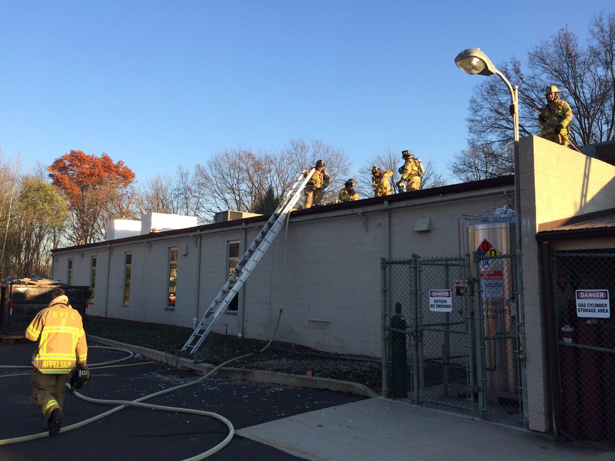 Building Fire 11-19-14